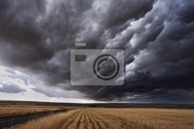 Storm jesień