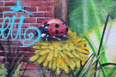 Obraz Street art dans les rues de Berlin