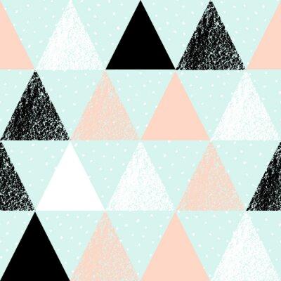 Obraz Streszczenie geometryczny wzór