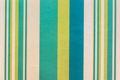 Obraz Streszczenie kolorowe rocznika tle z paskiem wzór na ścianie