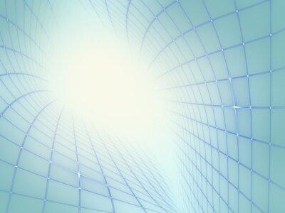 Obraz Streszczenie Nowoczesne techno w tle