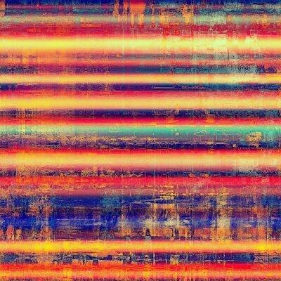 Obraz Streszczenie tle lub tekstury. Z różnych wzorów kolor: żółty (beżowe); niebieski; czerwona pomarańcza); różowy; purple (fioletowy)