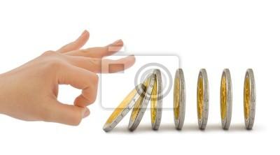 Strony i monet objętych
