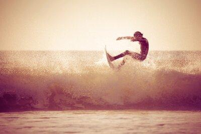 Obraz Surfing