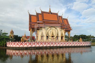 Świątynia buddyjska Wyspa