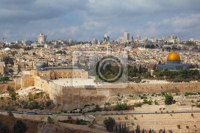 Świętego miasta Jerozolimy
