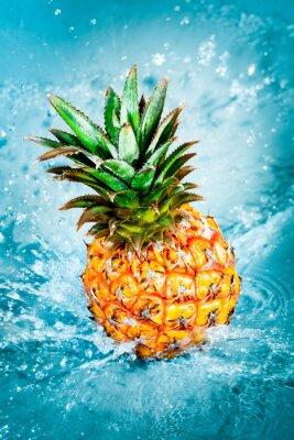 Obraz Świeży ananas