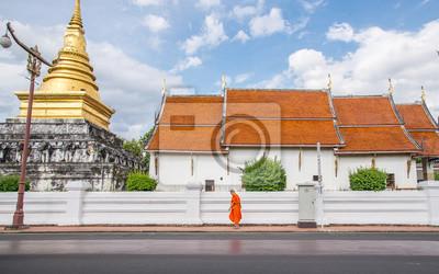 Tajlandii, Wat Phra Że Nan Chang Kham (Temple)