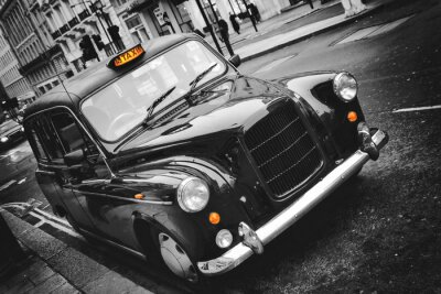 Obraz taksówka