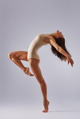 Obraz tancerka baleriny