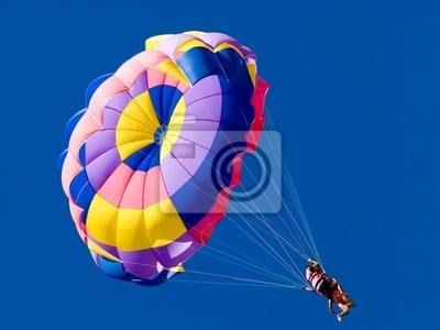 tandem spadochron