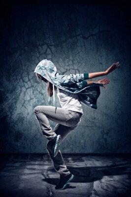 Obraz taniec miejski