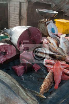 targ rybny - Azja