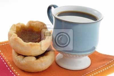 Tarty masło i kawę