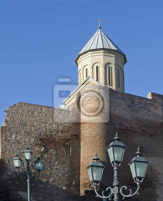 Tbilisi - Naricala twierdza