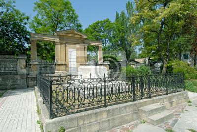 Teodozja - grób malarza Iwana Aivazovsky