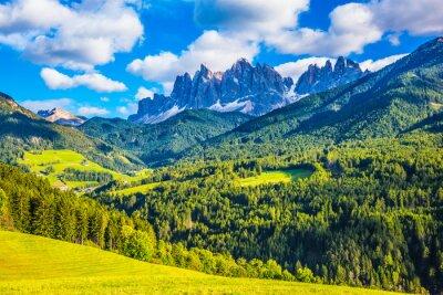 The valley in Tirol
