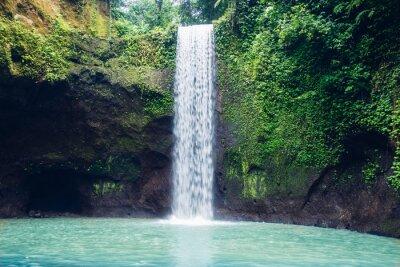 Obraz Tibumana waterfall at Bali, Indonesia