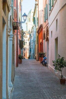 Obraz Tipico vicolo italiano