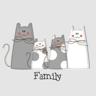 Obraz Tło rodzinne