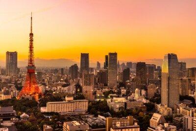 Obraz Tokyo, Japan.