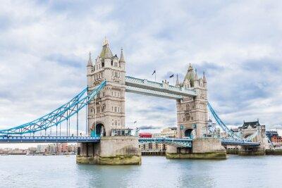 Obraz Tower Bridge w Londynie, Wielka Brytania