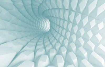 Obraz Tunel w tle abstrakcyjna