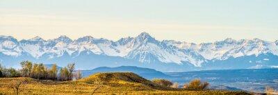 Obraz u podnóża Colorado Rockies