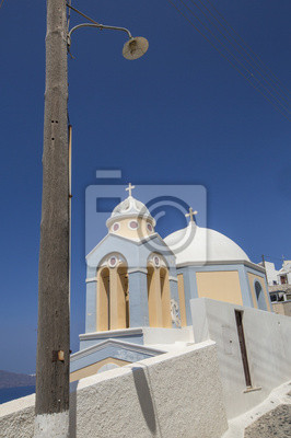 ulica lżejsze i kościół