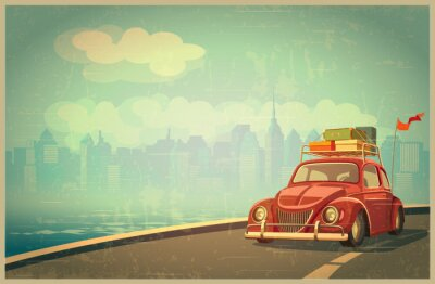 Obraz Vacation and Travel