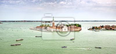 Venecia z lotu ptaka
