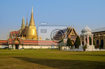 Wat Phra Kaew, Bangkok, Tajlandia