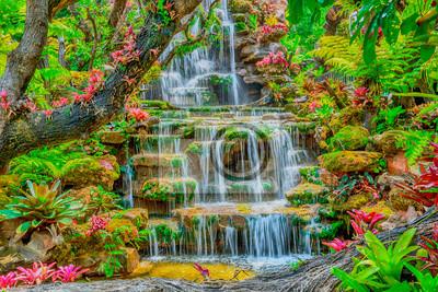 Obraz waterfall in Thailand