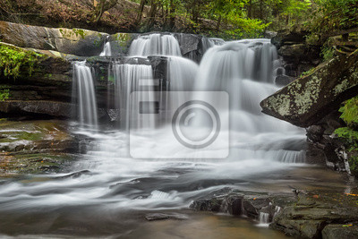 West Virginia's Dunloup Falls
