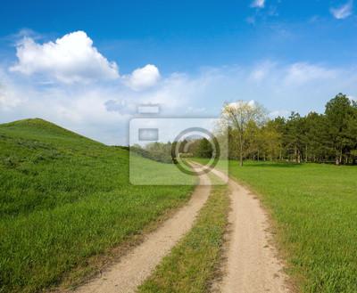 Wiejskie drogi
