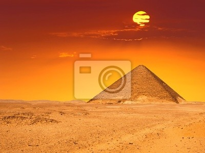 Wielka Piramida Dashur (Red piramidy)
