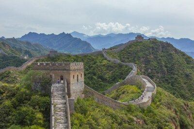 Obraz Wielki Mur Chiński Jinshanling
