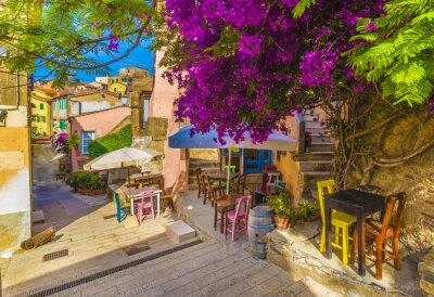 Obraz Wieś Capoliveri, wyspa Elba, Toskania.
