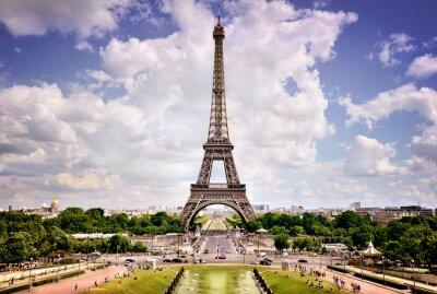 Obraz Wieża Eiffla w Paryżu