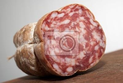 Włoski salami z Cremony