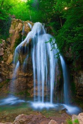 Obraz wodospad
