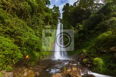 Wodospad Gitgit - wyspa Bali Indonezja
