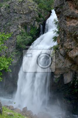 Wodospad Kapuzbashi