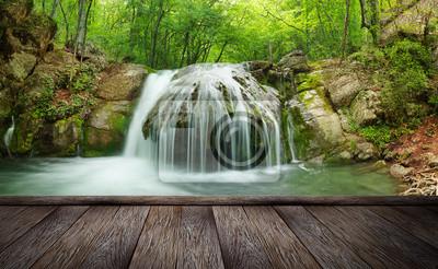 wodospad las