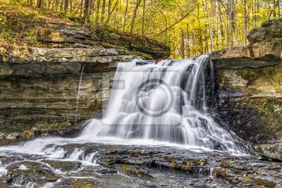Wodospad McCormicks Creek - Indiana