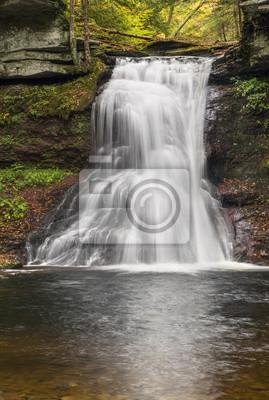 Wodospad na Sullivan Run - Pensylwania
