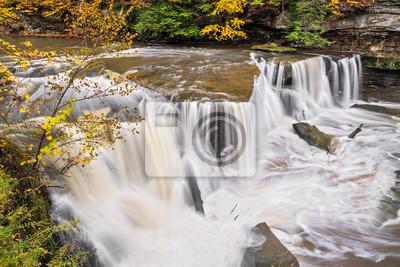Wodospad na Tinker Creek