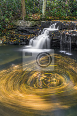 Wodospad Tolliver Falls Swirl - Maryland