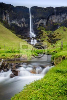 Wodospad w Wyspie