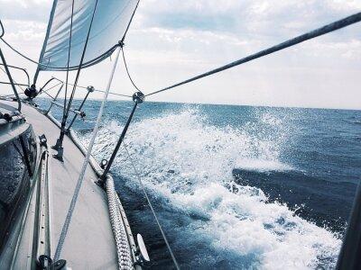 Obraz Wolność na Morzu Północnym